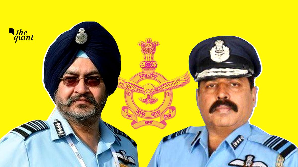 RKS Bhadauria Appointed Next IAF Chief, To Replace BS Dhanoa