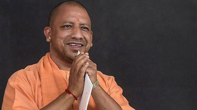 Yogi Seeks Report on UP Minister  Threatening Police Officer