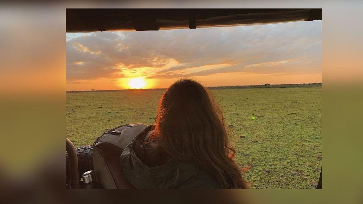Alia Bhatt and Ranbir Kapoor are on a vacation in <i>Kenya</i>.