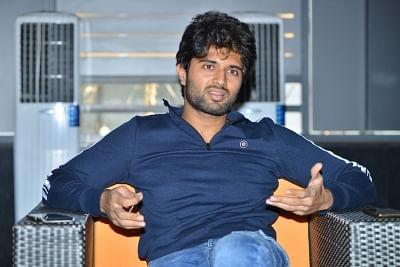 Actor Vijay Deverakonda. (Photo: IANS)