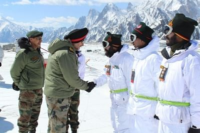 The Army is considering a proposal to re-open Siachen Glacier, the world