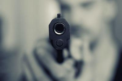Gun point. (File Photo: IANS)
