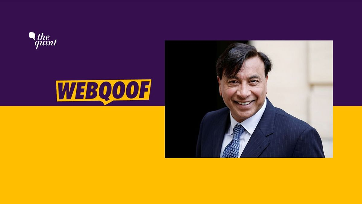 Audio Note on Religion And Politics Passed of As Lakshmi Mittal's