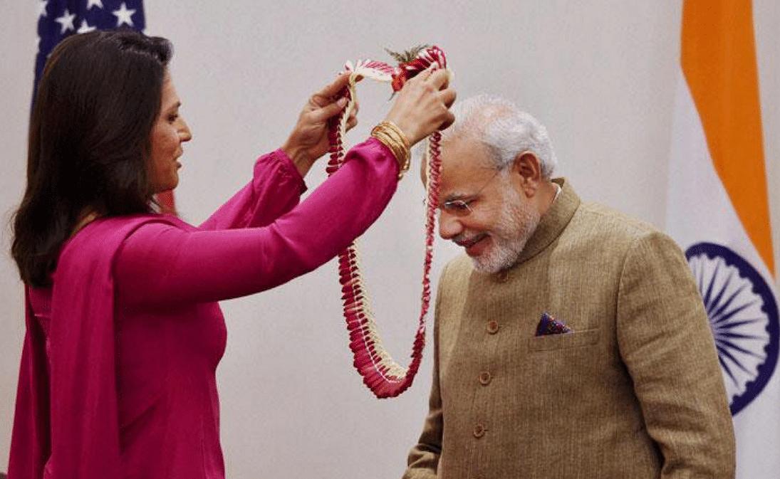 'Not Attending Modi Event Due to Prior Schedule': Tulsi Gabbard