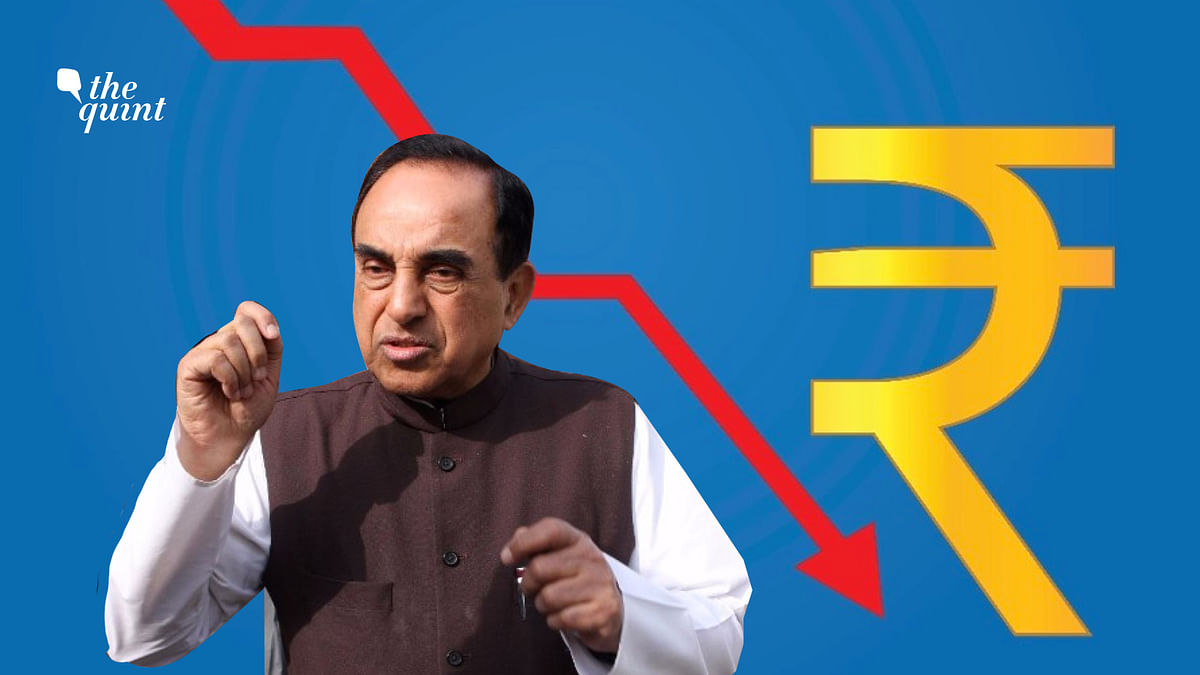'People Chosen By Govt Had No Clue About Macroeconomics': Swamy