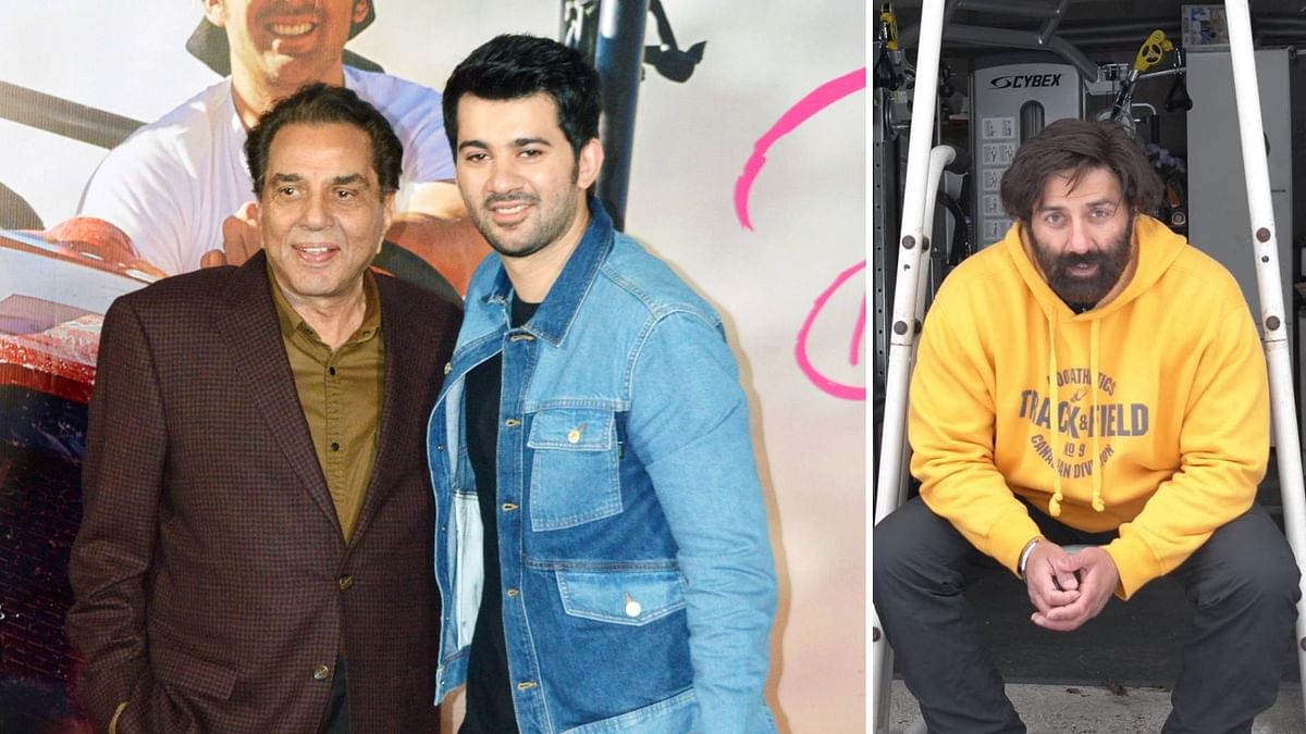 Duty First so He's in Gurdaspur: Dharmendra on Sunny's Absence