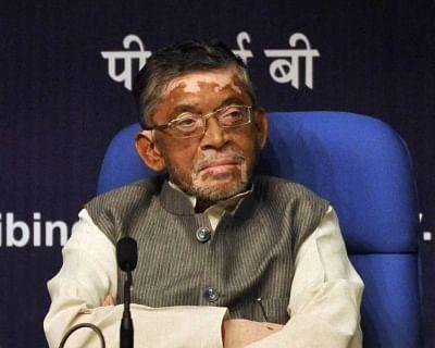 Santosh Gangwar.(Photo: IANS)