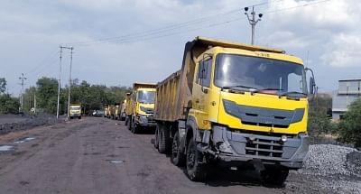 Coal mine. (File Photo: IANS)