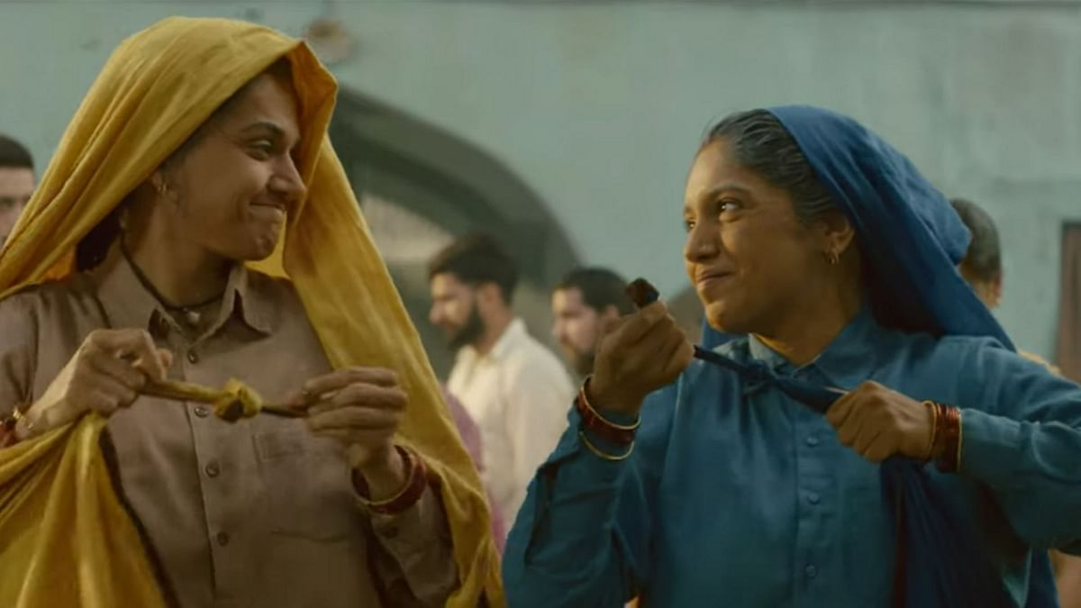 Bhumi, Taapsee Aim at the Patriarchy in 'Saand Ki Aankh' Trailer