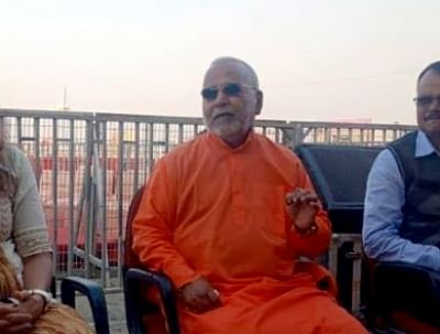 Swami Chinmayanand.