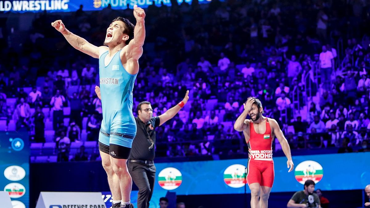 Bajrang Punia Handed Controversial Defeat; Qualifies for Olympics