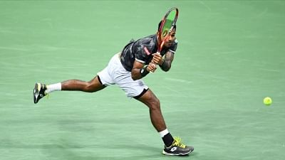 Indian Tennis player Sumit Nagal