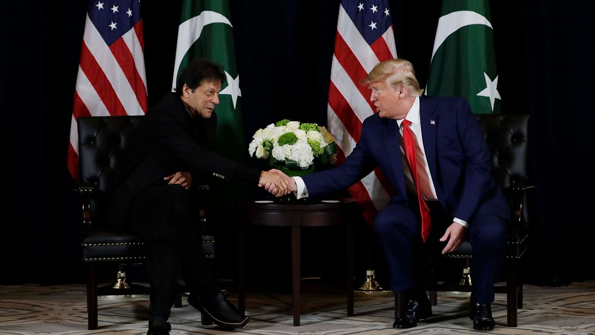 'Ready to Mediate on Kashmir': Trump During Meeting With Pak PM