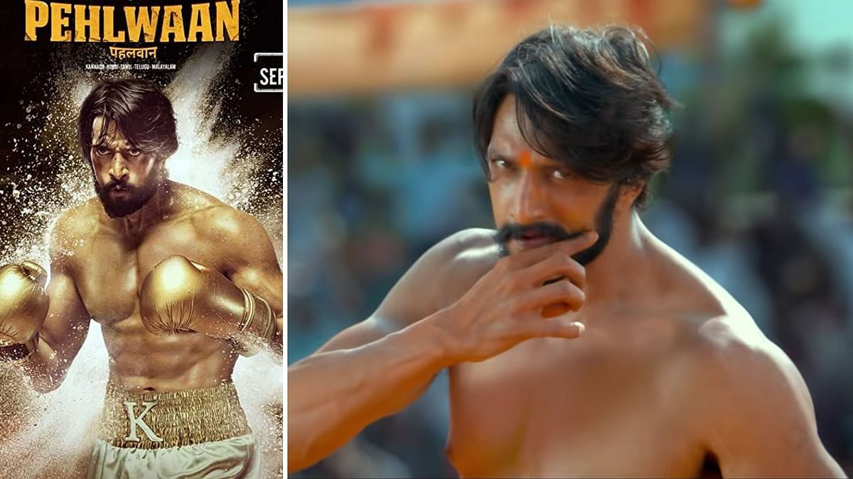 'Pailwaan' Is a Classic Tale of the Underdog With a Dash of Masala