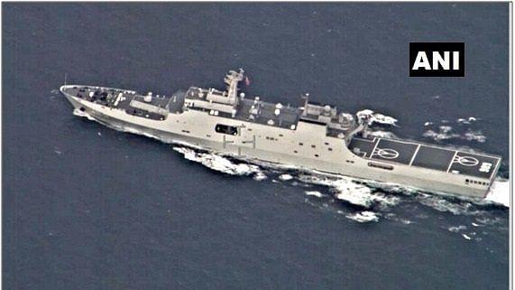 The Chinese Landing Platform Dock Xian-32.