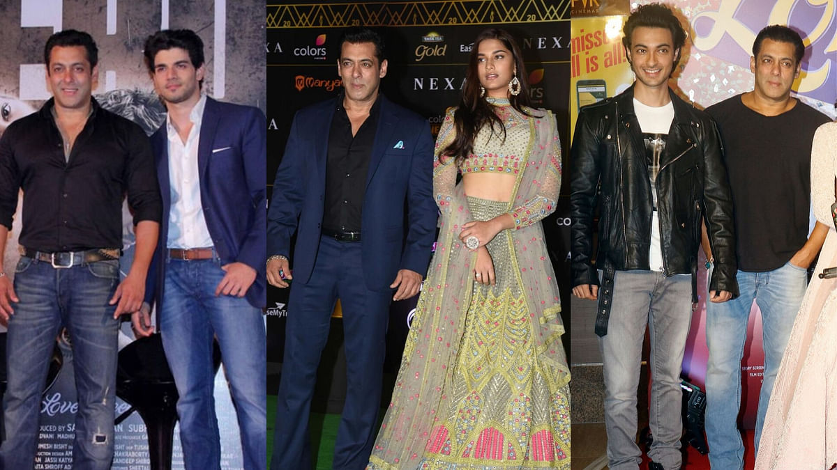 What's With Salman Khan's Failure to Launch New Faces?