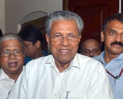 Kerala CM opens third stretch of Kochi Metro