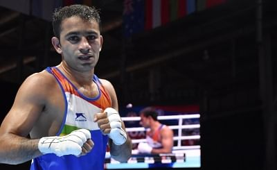 Panghal loses to Zoirov in final of World C'ships, bags silver