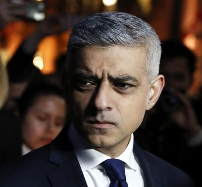 Sadiq Khan. (File Photo: IANS)