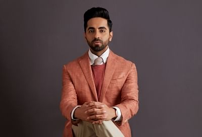 Actor Ayushmann Khurrana. (Courtesy: Shivam Gupta)