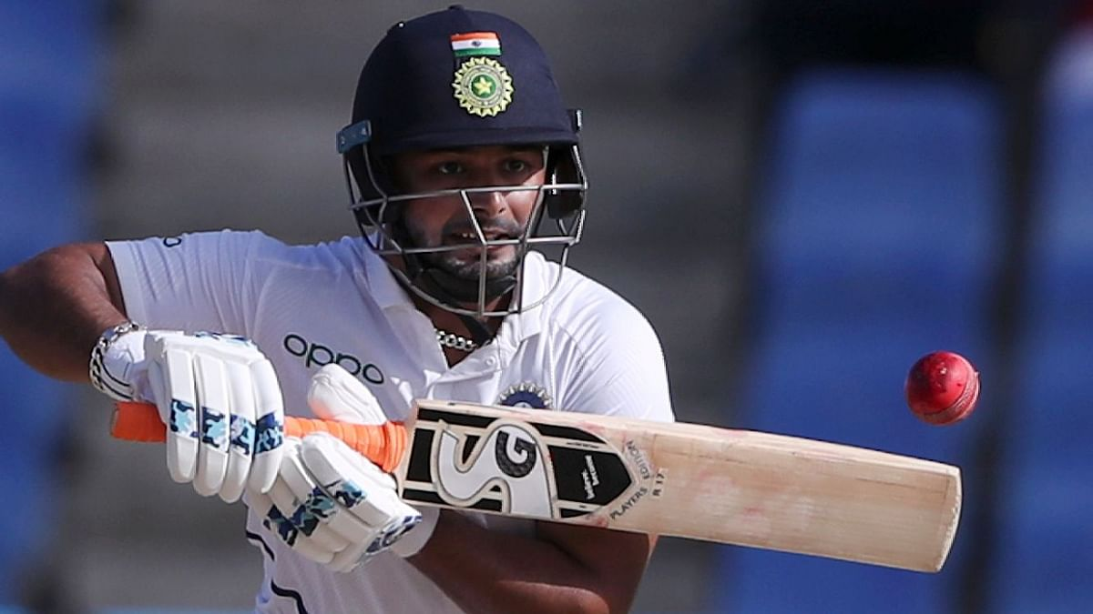 Rishabh Pant's tally of only 58 runs from three innings in the Test series against West Indies have also raised a lot of eyebrows.
