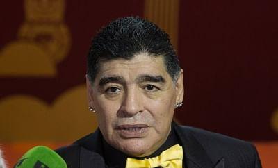 Maradona takes charge of Argentine Superliga side