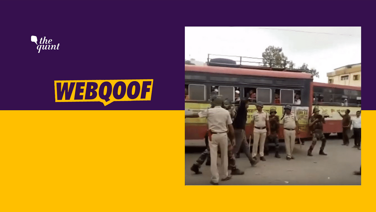 Explosives Found at Ahmednagar Bus Stand? No, It's a Mock Drill