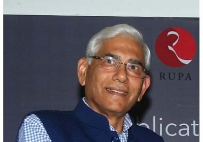 Vinod Rai. (File Photo: IANS)