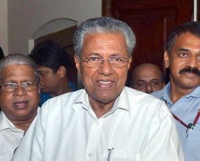 Pinarayi Vijayan. (File Photo: IANS)