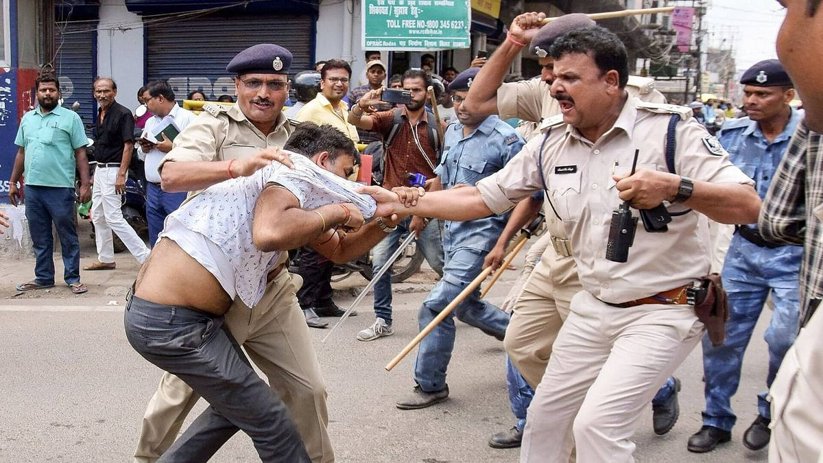 Locals in Patna Clash With Police When Asked to Pay Traffic Fines