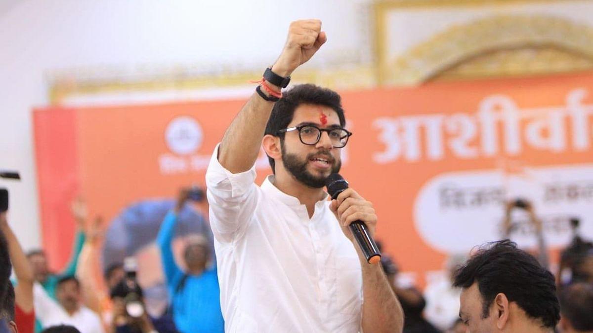 'Ram Mandir Not a Poll Issue': Aaditya Thackeray on Maha Elections