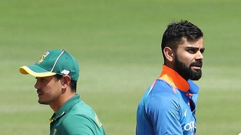 2nd T20I: India Win Toss, Opt to Bowl vs South Africa in Mohali