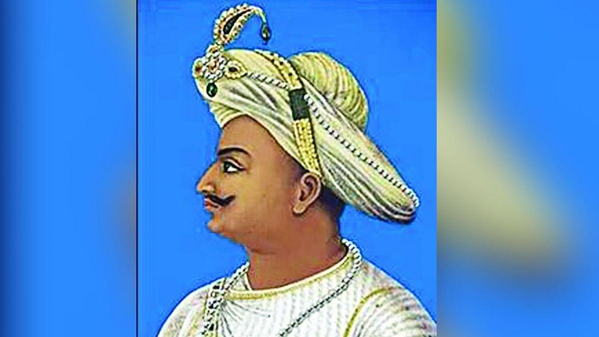 Tipu Sultan.