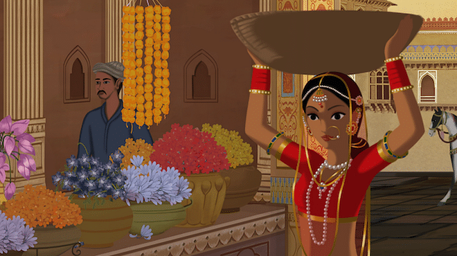 'Bombay Rose' had its world premiere at Venice Film Festival (Critics' Week) 2019.