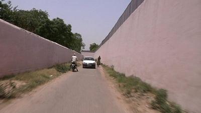 New Delhi: Inside Tihar Jail, New Delhi. (Photo: Sanjeev Kumar Singh Chauhan/IANS)