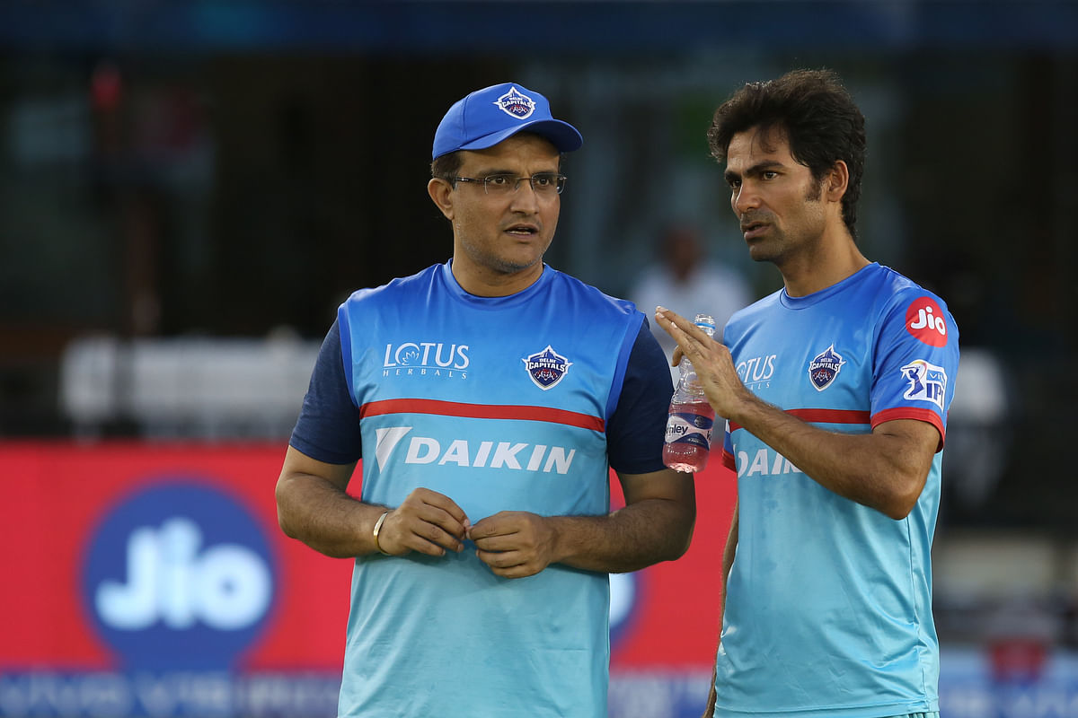 Sourav Ganguly had been part of IPL franchise Delhi Capitals as an advisor.