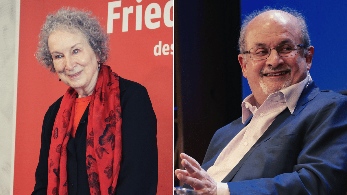 Booker Prize 2019: Margaret Atwood, Salman Rushdie Make Shortlist