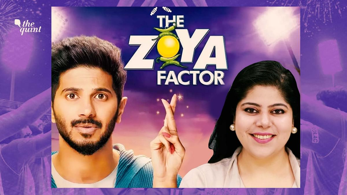 Sonam & Dulquer are Effortlessly Charming in 'The Zoya Factor'