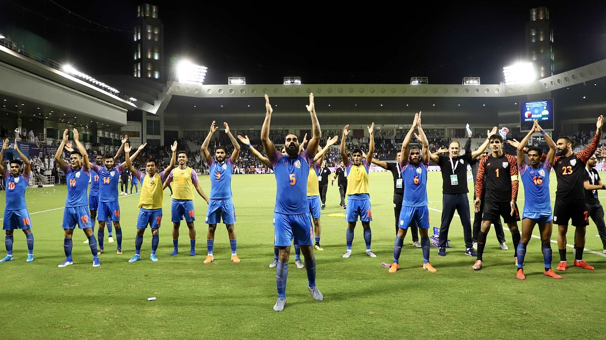 Tickets For India's FIFA WC Qualifier Against Bangladesh Sold Out