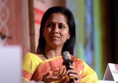 NCP leader Supriya Sule harassed by Mumbai cabbie