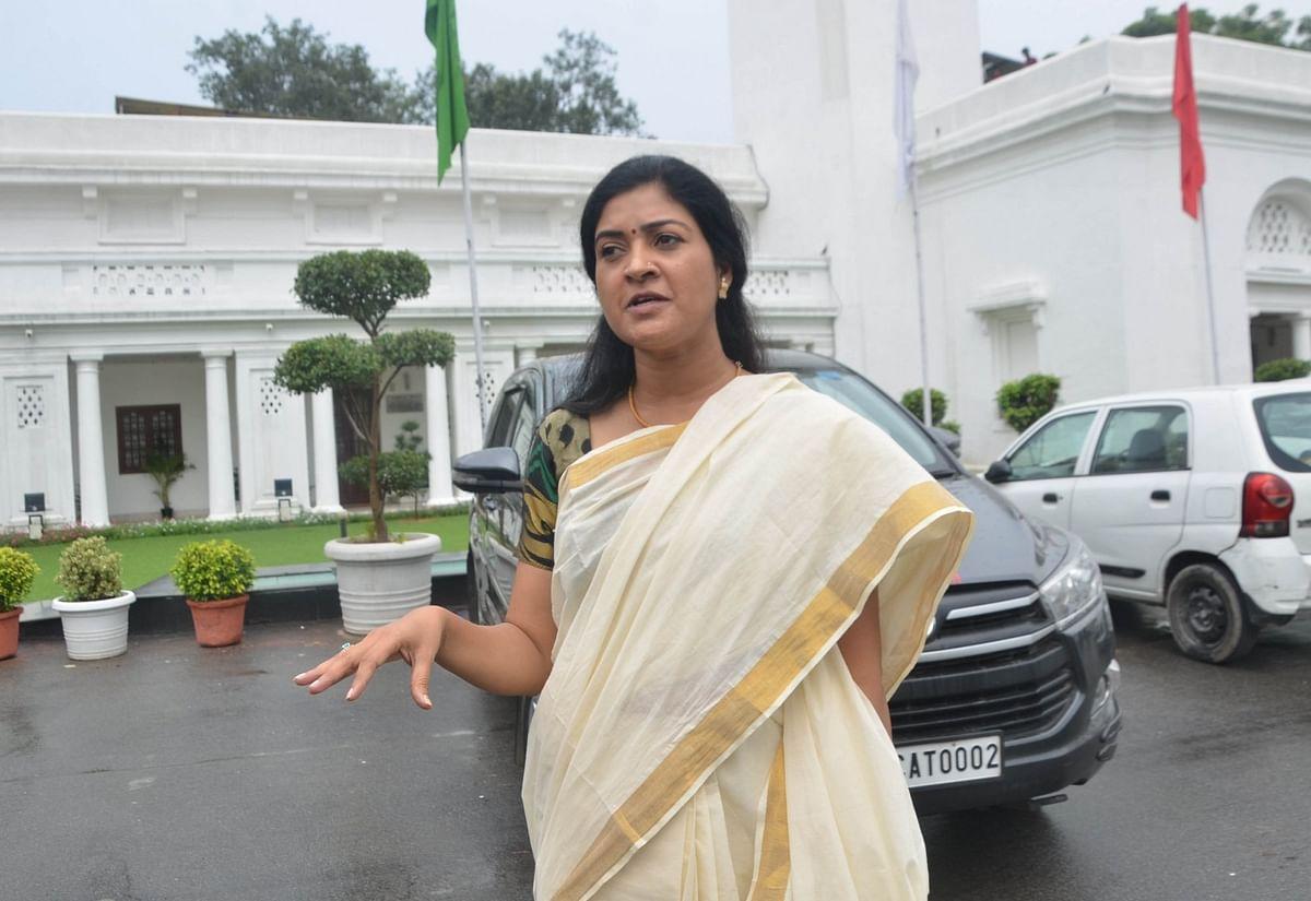 MLA Alka Lamba Quits AAP, Announces Resignation on Twitter