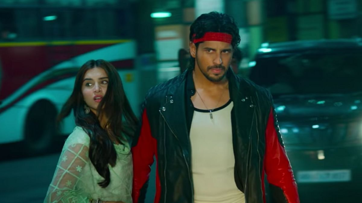 Sidharth's 'Marjaavaan' Trailer Is a Physics-Defying Cringefest