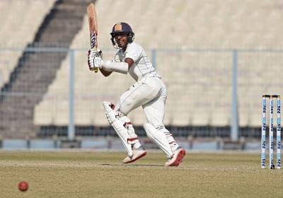 Abhimanyu Easwaran has scored truckloads of runs in the domestic leagues.
