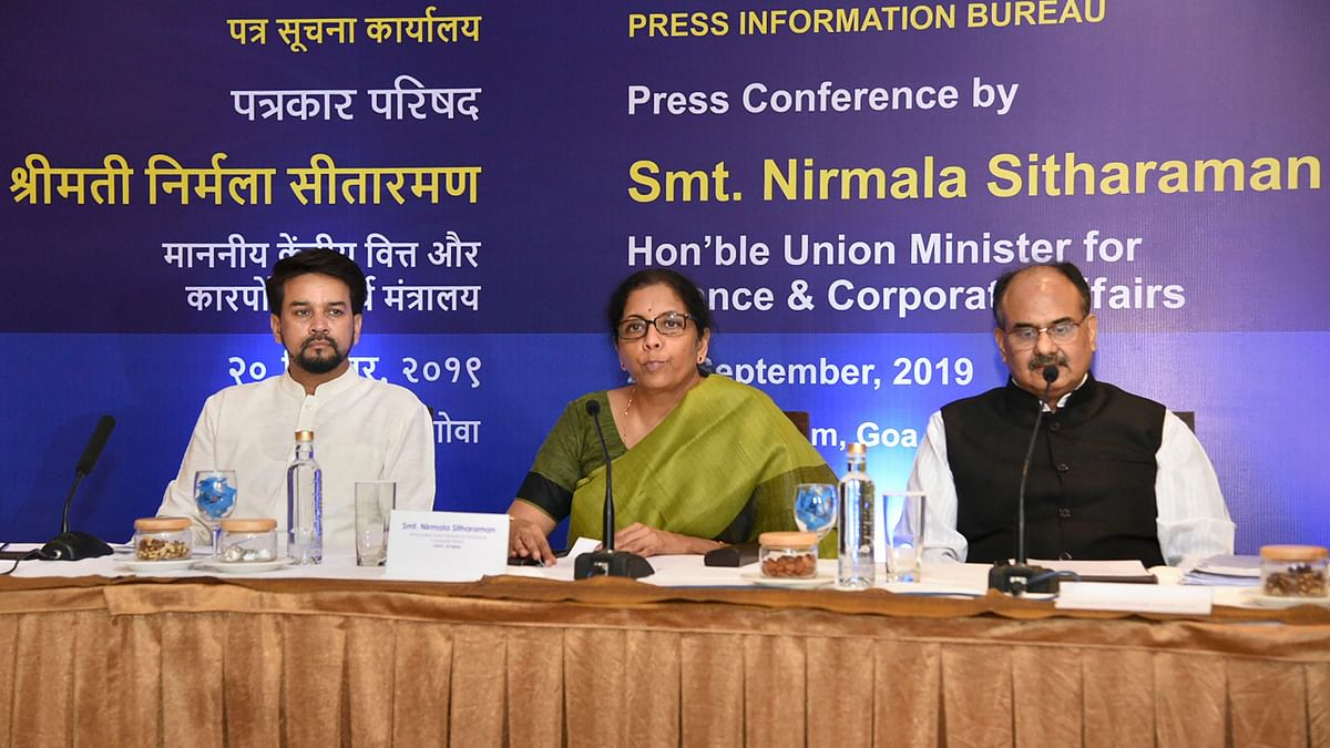 Relief for Local Firms: Highlights of FM Sitharaman's Announcement