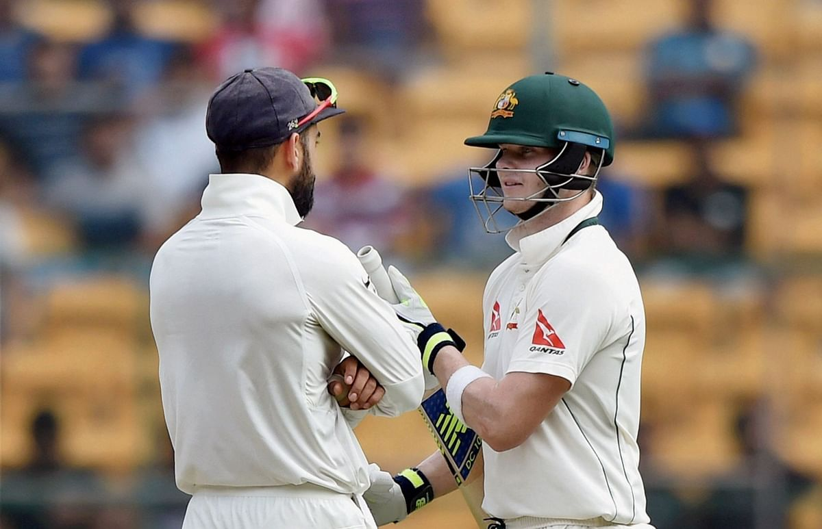 Smith's Incredible Run of Form Pushing Kohli Out of The Picture