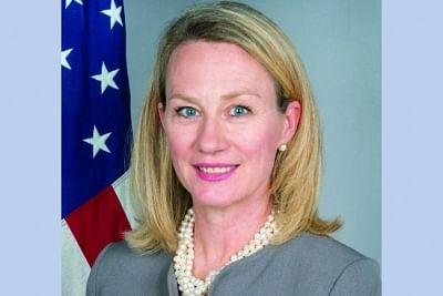 Alice G Wells, the United States Acting Assistant Secretary for South and Central Asia. (Photo: State Dept.)