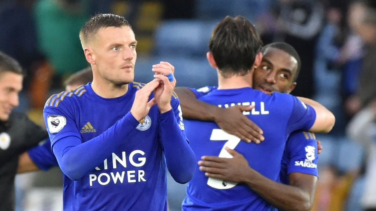 Leicester Rout Newcastle 5-0 to Go Third in Premier League