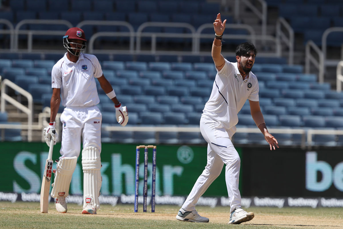 India Complete 2-0 Test Series Whitewash Over WI With 257-Run Win