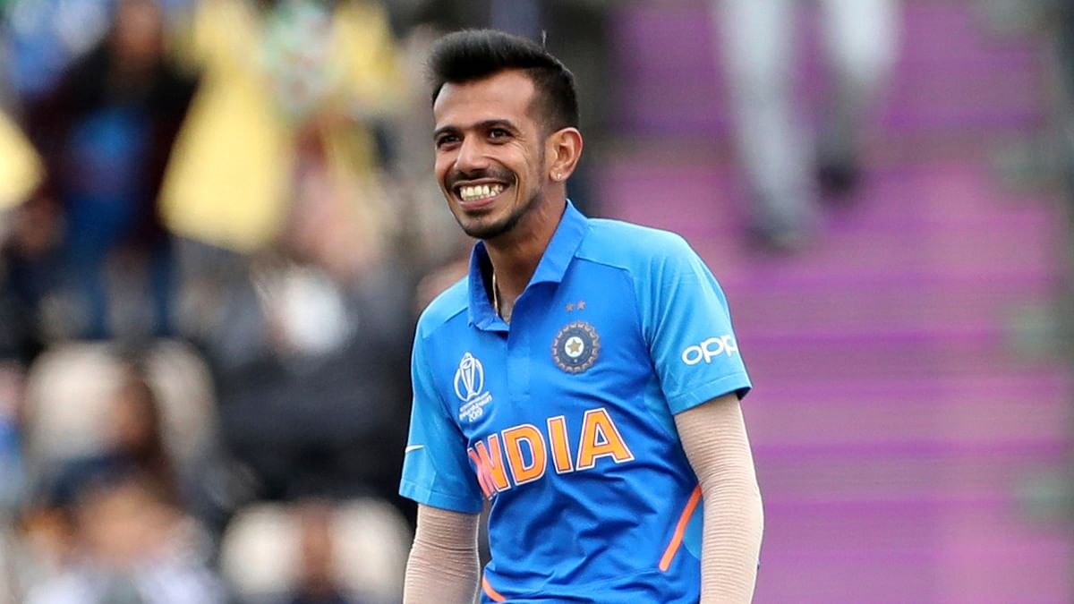 Yuzvendra Chahal is fast becoming a fan favourite with his funny one-line comments on his team-mates' Instagram posts.