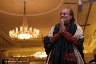 Raghu Rai, the ace photographer who turns 75 today.